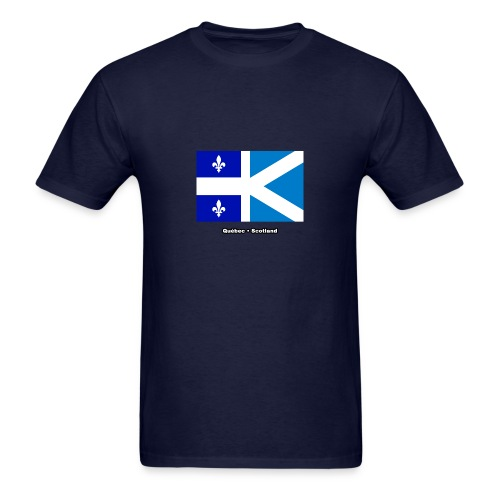 Québec - Scotland - Men's T-Shirt
