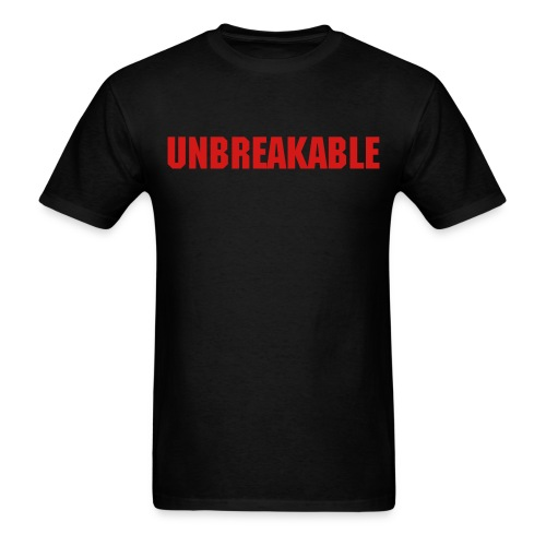 Unbreakable - Men's T-Shirt