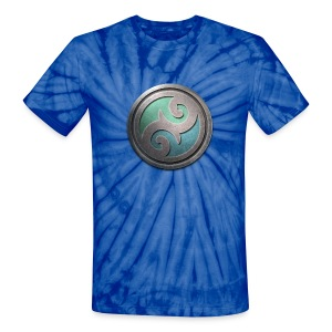 Flying-K - Unisex Tie Dye T-Shirt