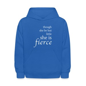 Fierce Kids' Hooded Sweatshirt - Kids' Hoodie
