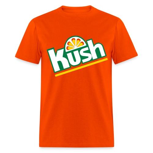 Orange Kush T Shirt - Men's T-Shirt