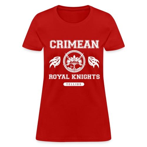Crimean Royal Knights- Women - Women's T-Shirt