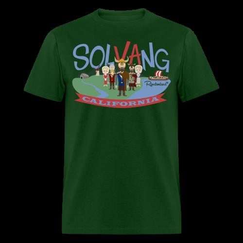Randomland Solvang  - Men's T-Shirt