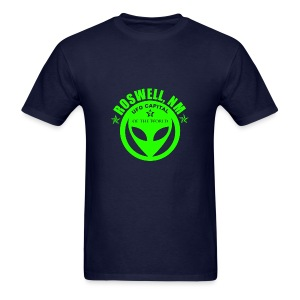 Roswell, NM UFO Capital - Men's T-Shirt