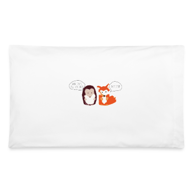 Cute Pillow Cases Couples