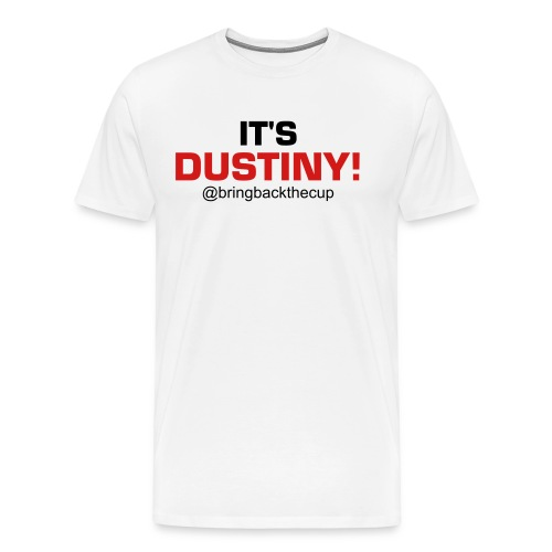 Dustiny-002 - Men's Premium T-Shirt