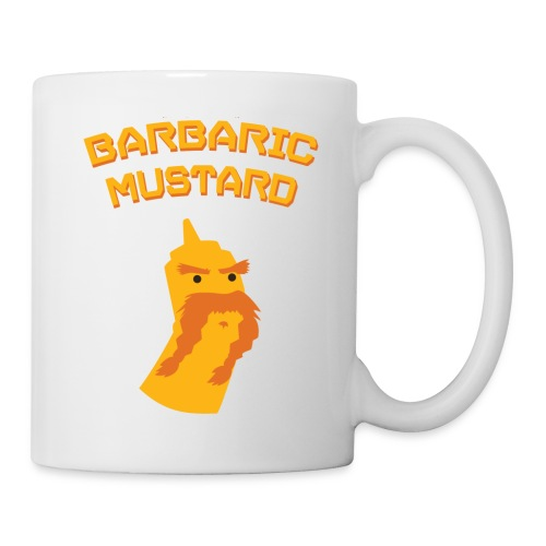 Coffee with Mustard - Coffee/Tea Mug