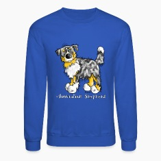 Cute Australian Shepherd – Aussie Long Sleeve Shirts