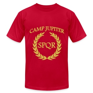 Camp Jupiter - Men's T-Shirt by American Apparel