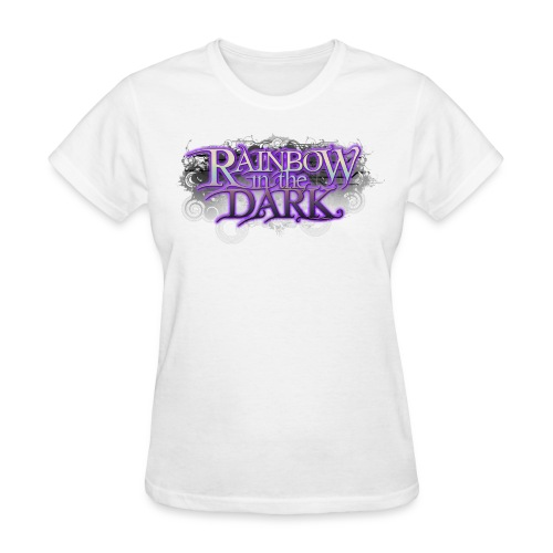 Rainbow in the Dark Official Logo: Women's - Women's T-Shirt