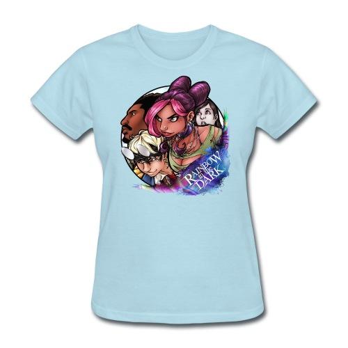 Rainbow in the Dark Full Circle: Women's - Women's T-Shirt