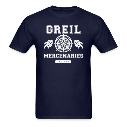 Greil Mercenaries - Men's T-Shirt