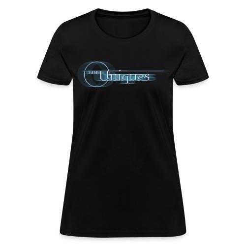 The Uniques Official Logo: Women's - Women's T-Shirt
