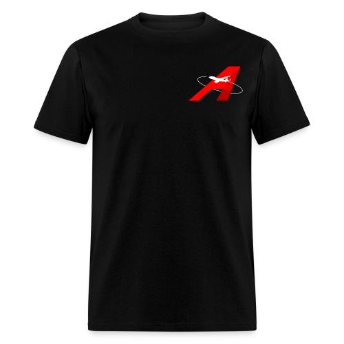 Astro95 Media Men's T-Shirt (Simple) - Men's T-Shirt