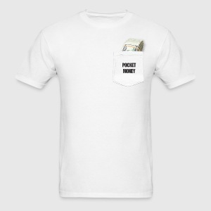 Pocket Money T-Shirts - Men's T-Shirt