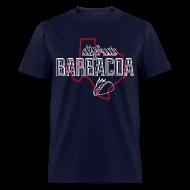 T-Shirts ~ Men's T-Shirt ~ Disfruta Barbacoa (Enjoy Barbecue)