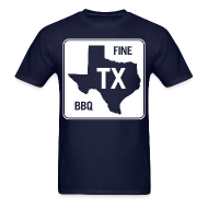 T-Shirts ~ Men's T-Shirt ~ FM Road Sign