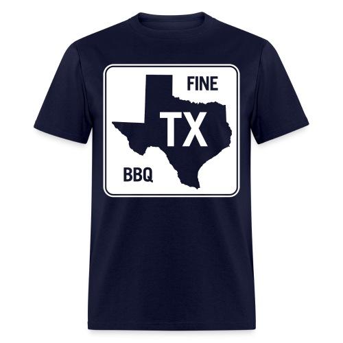 FM Road Sign - Men's T-Shirt