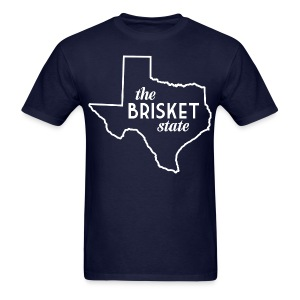 The Brisket State - Men's T-Shirt