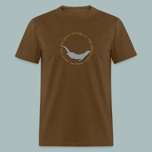Do unto otters... - Men's T-Shirt