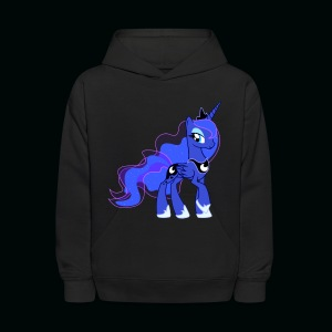 Moon Princess Unicorn - Kids' Hoodie