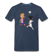 T-Shirts ~ Men's Premium T-Shirt ~ Goal of a Champions 2014