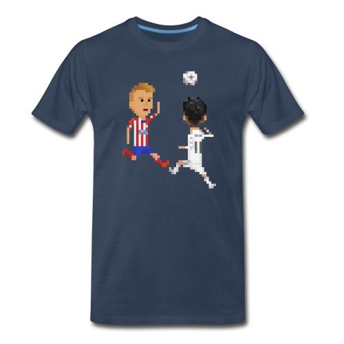 Goal of a Champions 2014 - Men's Premium T-Shirt