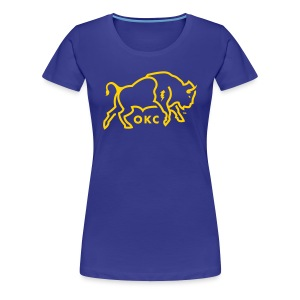 Rumble On - Ladies - Women's Premium T-Shirt
