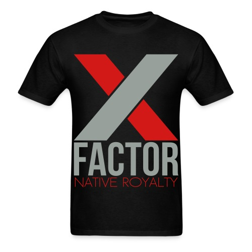 X FACTOR TEE  - Men's T-Shirt