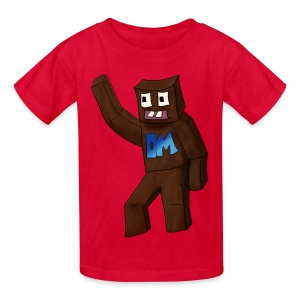 Self-Drawn - Standard Quality Kid's T-Shirt (Gildan) - Kids' T-Shirt