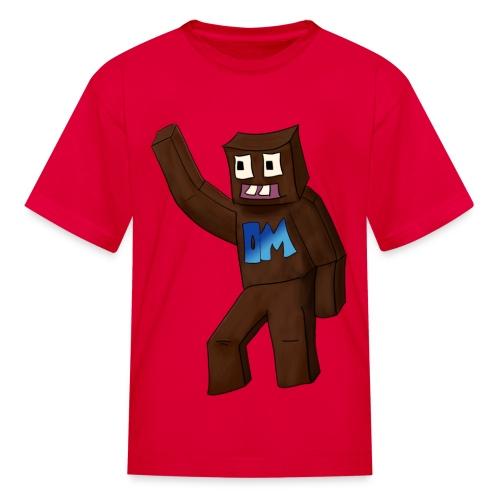 Self-Drawn - Standard Quality Kid's T-Shirt (Gildan) - Kids' T-Shirt