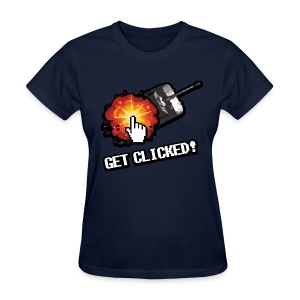 Get Clicked! (Women) - Women's T-Shirt
