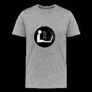 T-Shirts ~ Men's Premium T-Shirt ~ More than just books