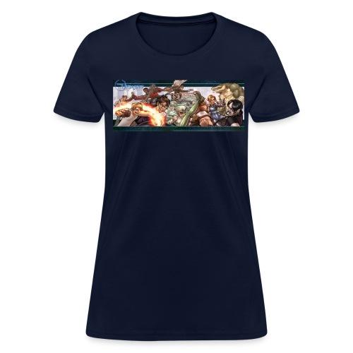 The Uniques EPIC ACTION: Women's - Women's T-Shirt
