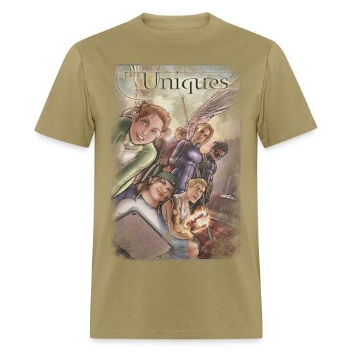 The Uniques Come Together Vintage: Unisex - Men's T-Shirt