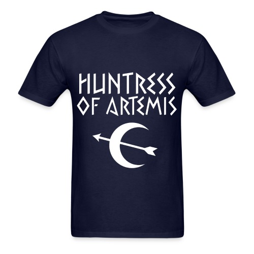 Huntress of Artemis - Men's T-Shirt