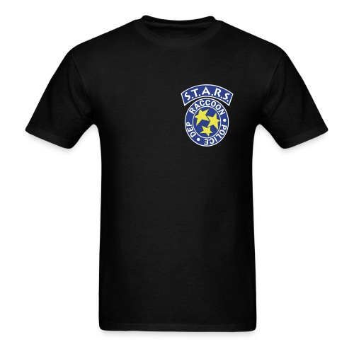 Raccoon City Police Department - Men's T-Shirt