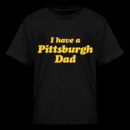 Kids' Shirts ~ Kids' T-Shirt ~ Pittsburgh Dad Toddler T-Shirt