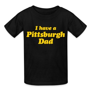 Pittsburgh Dad Toddler T-Shirt - Kids' T-Shirt