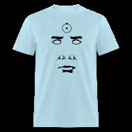 T-Shirts ~ Men's T-Shirt ~ SKYF-01-041-Dr.Manhattan