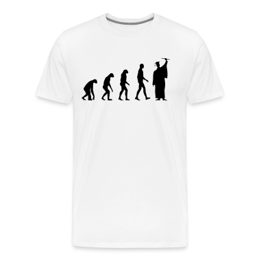 Evolution Student Diploma T-Shirts