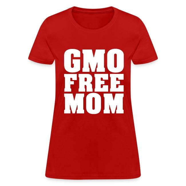 GMO FREE MOM