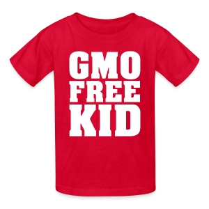 GMO FREE KID - Kids' T-Shirt