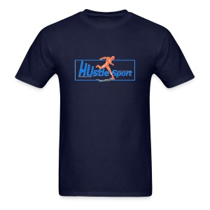 HUstle Sport tee - Men's T-Shirt