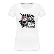 T-Shirts ~ Women's Premium T-Shirt ~ stay faded xx