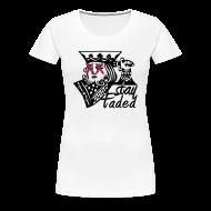Women's T-Shirts ~ Women's Premium T-Shirt ~ stay faded xx