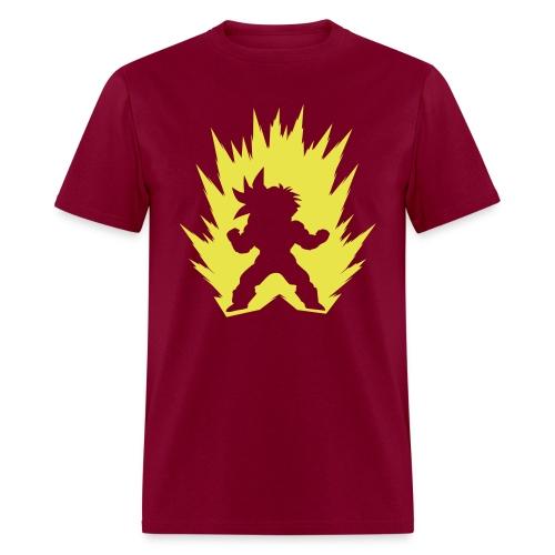 Cartoon Fighter DBZ - Men's T-Shirt