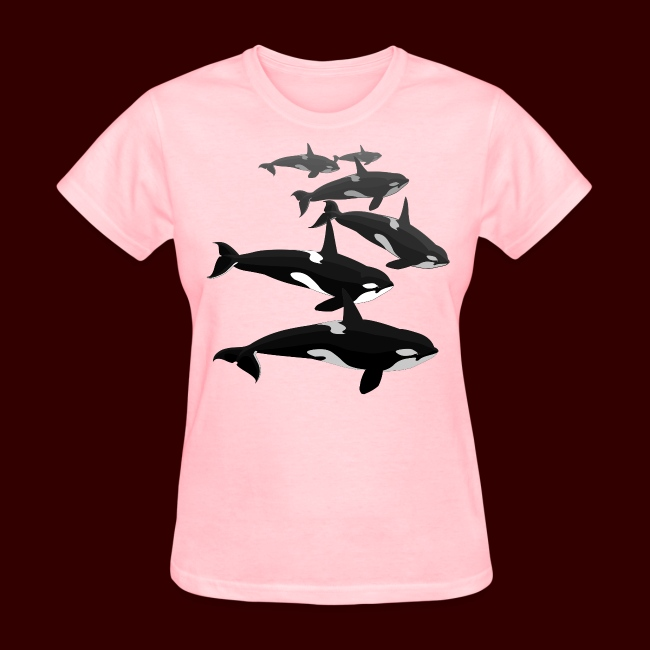 e23bd0913d758 Souvenirs and Gifts by Kim Hunter - Collection | Orca Shirts Womens ...