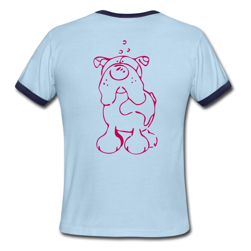 English bulldog bullogs cartoon t shirt spreadshirt T shirts for english bulldogs