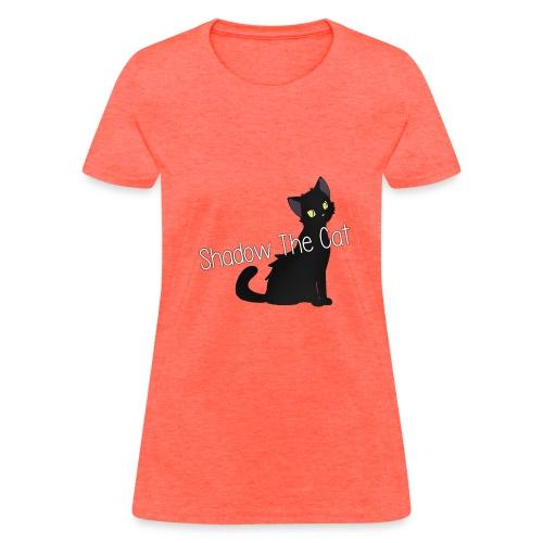 Shadow the Cat - Women's T-Shirt
